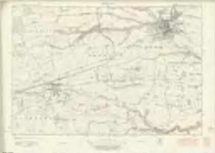 Durham LII - OS Six-Inch Map