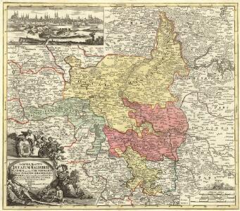 Saxoniae Tractus Ducatum Magdeburgensem