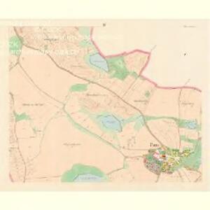 Tissa - c7919-1-004 - Kaiserpflichtexemplar der Landkarten des stabilen Katasters