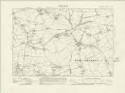 Somerset LIII.SW - OS Six-Inch Map