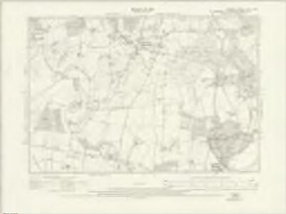 Dorset XLIII.NW - OS Six-Inch Map