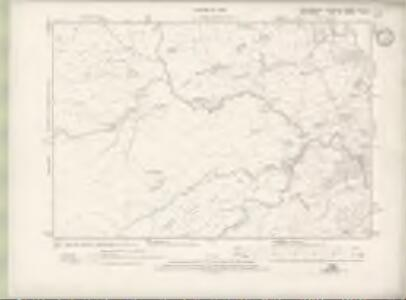 Stirlingshire Sheet n VII.NE - OS 6 Inch map