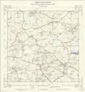 TM12 - OS 1:25,000 Provisional Series Map