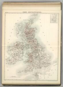 Isles Britanniques.