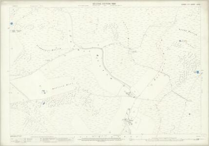Sussex LXVI.8 (includes: Brighton; Iford; Kingston Near Lewes) - 25 Inch Map
