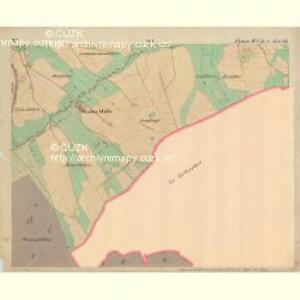 Fleken - c1669-1-006 - Kaiserpflichtexemplar der Landkarten des stabilen Katasters