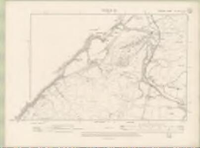 Ayrshire Sheet LV.SW & SE - OS 6 Inch map