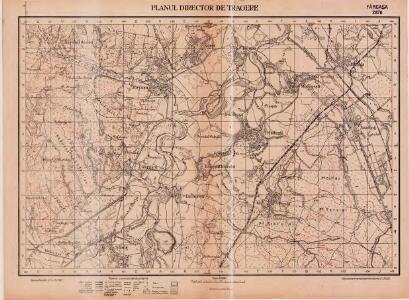 Lambert-Cholesky sheet 2878 (Fărcaşa)