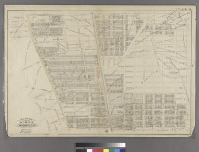 Plate 39: Part of Ward 26. Brooklyn, N.Y.