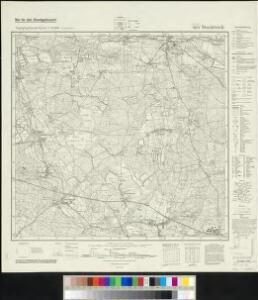Meßtischblatt 4654 : Stockteich, 1939