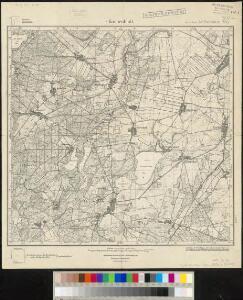 Meßtischblatt 2115 : Kossenblatt, 1936