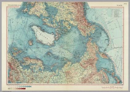 Arctic.  Pergamon World Atlas.