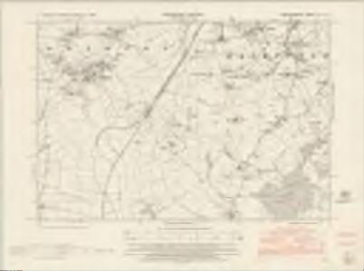 Herefordshire VII.SE - OS Six-Inch Map