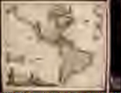 Recentissima novi orbis sive Americae septentrionalis et meridionalis tabula