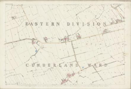 Cumberland XXVIII.7 (includes: Bromfield) - 25 Inch Map