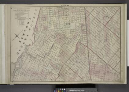 Brooklyn, Double Page Section 4; [Including Wards 16, 18, 19, 21, 25]