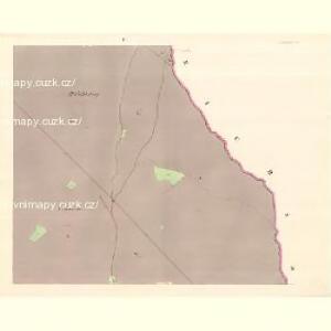 Tschimischl (Třzemesset) - m3156-1-004 - Kaiserpflichtexemplar der Landkarten des stabilen Katasters