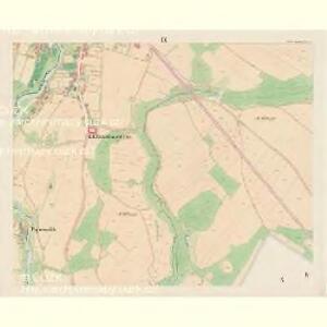 Neuhaus - c2914-1-009 - Kaiserpflichtexemplar der Landkarten des stabilen Katasters