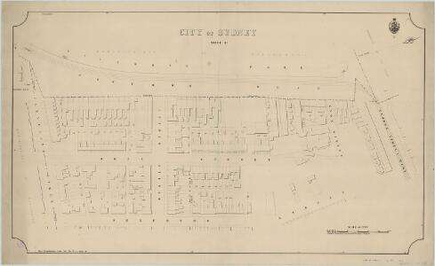 City of Sydney, Sheet B2, 1888