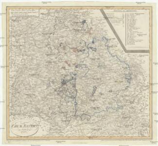 Chur-Bayern im Jahr 1804