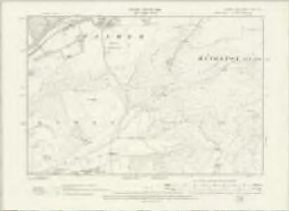 Sussex LXVI.NE - OS Six-Inch Map