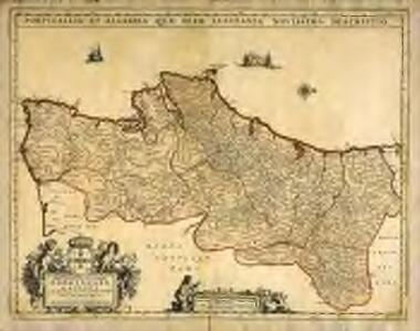 Portugallia et Algarbia, quæ olim Lusitania novissima descriptio