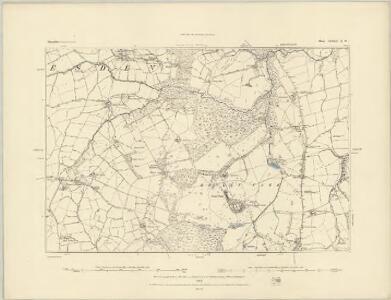 Shropshire LXXIII.SE - OS Six-Inch Map