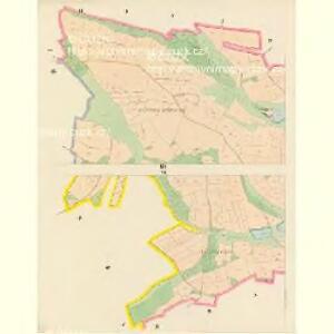 Kassegowitz (Kassegowic) - c3065-1-006 - Kaiserpflichtexemplar der Landkarten des stabilen Katasters