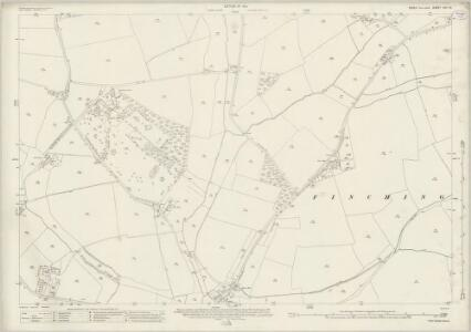 Essex (New Series 1913-) n XV.10 (includes: Finchingfield) - 25 Inch Map