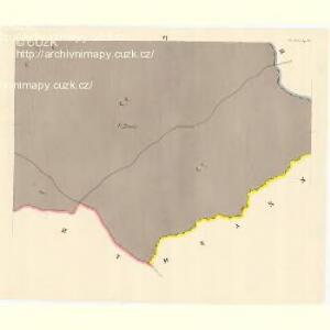 Ober Dubenky (Dubenky Horni) - m0776-1-006 - Kaiserpflichtexemplar der Landkarten des stabilen Katasters
