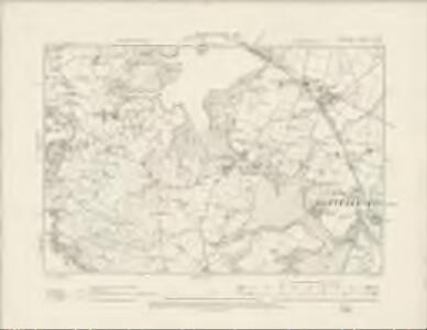 Anglesey XI.SE - OS Six-Inch Map