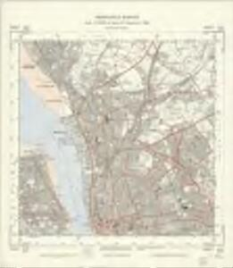 SJ39 - OS 1:25,000 Provisional Series Map