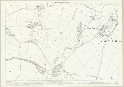 Lincolnshire LXV.12 (includes: Calceby; South Ormesby cum Ketsby; South Thoresby; Swaby) - 25 Inch Map