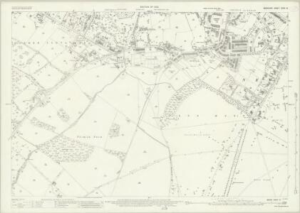 Berkshire XXXII.13 (includes: Clewer Within; Clewer Without; New Windsor; Old Windsor) - 25 Inch Map