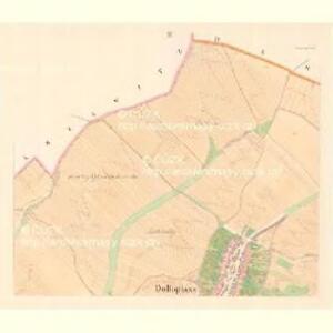 Dolloplass - m0547-1-002 - Kaiserpflichtexemplar der Landkarten des stabilen Katasters