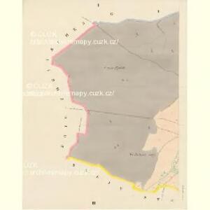 Kallischt (Kallisste) - c2987-1-001 - Kaiserpflichtexemplar der Landkarten des stabilen Katasters