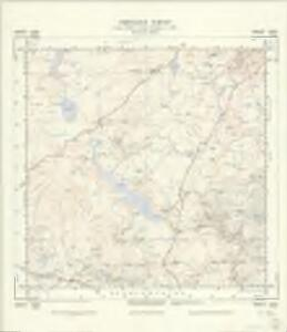 SH95 - OS 1:25,000 Provisional Series Map