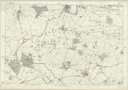 Buckinghamshire IV (inset I) - OS Six-Inch Map