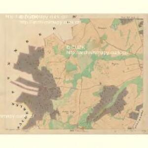 Puschendorf - c0438-1-004 - Kaiserpflichtexemplar der Landkarten des stabilen Katasters