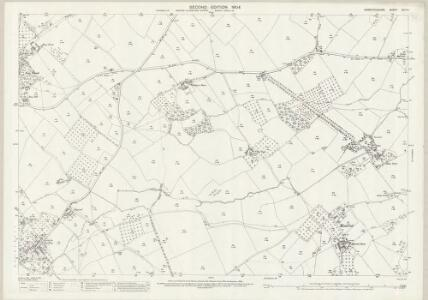 Herefordshire XVIII.5 (includes: Lyonshall; Pembridge) - 25 Inch Map