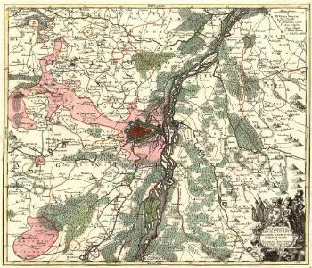 Chorographia Argentorati Alsatiae Metropolis