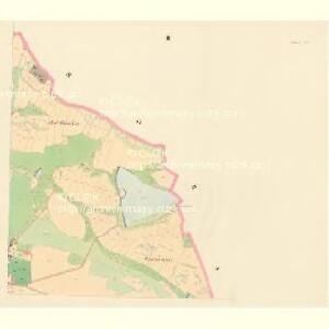 Billenitz - c0221-1-002 - Kaiserpflichtexemplar der Landkarten des stabilen Katasters