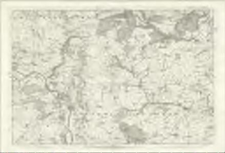 Yorkshire CXXXVI - OS Six-Inch Map