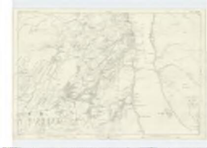 Argyllshire, Sheet CXCVIII - OS 6 Inch map