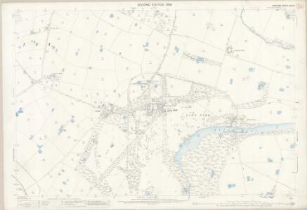 Cheshire XXVI.6 (includes: Antrobus; Aston by Budworth; High Legh) - 25 Inch Map