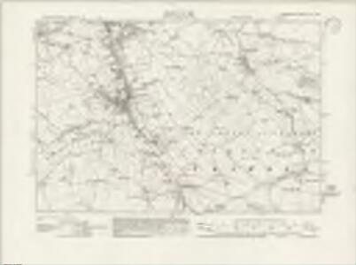 Lancashire LVII.NW - OS Six-Inch Map