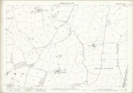Staffordshire L.6 (includes: Lapley; Penkridge; Stretton) - 25 Inch Map