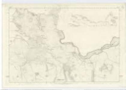 Argyllshire, Sheet XVI (with inset of sheet XVIa) - OS 6 Inch map