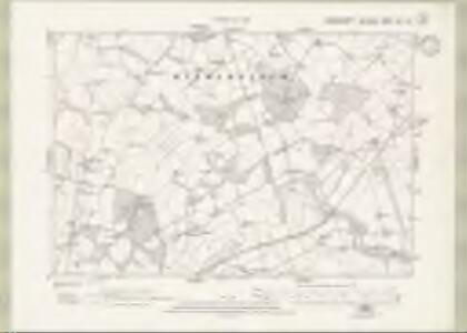 Dunbartonshire Sheet n XIV.SE - OS 6 Inch map