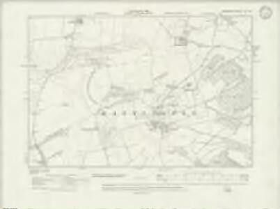 Hampshire & Isle of Wight IX.SE - OS Six-Inch Map